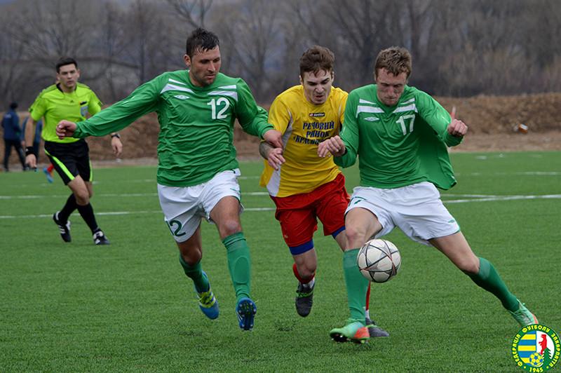 Футбол. Розпочалася реєстрація команд на Зимову першість Закарпатської області