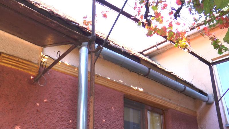 У Пістрялові, на Мукачівщині збирають дощову воду (ВІДЕО)