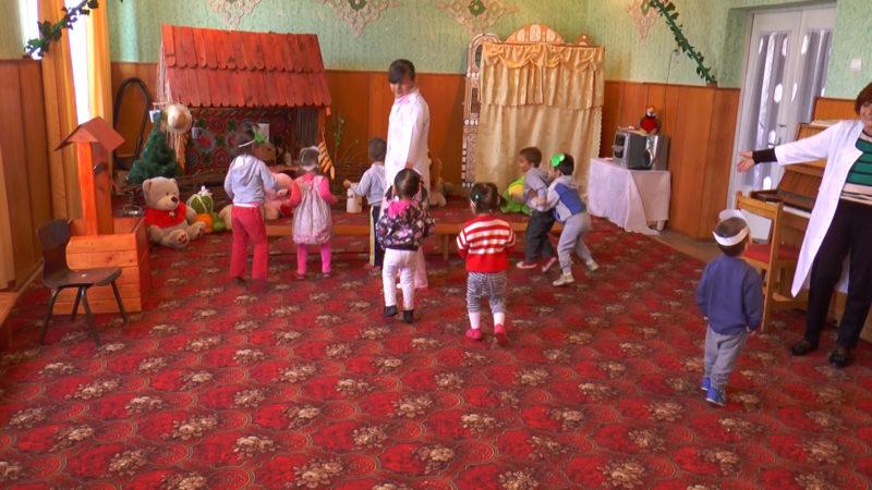 У Будинку дитини у Сваляві працює реабілітаційний центр (ВІДЕО)