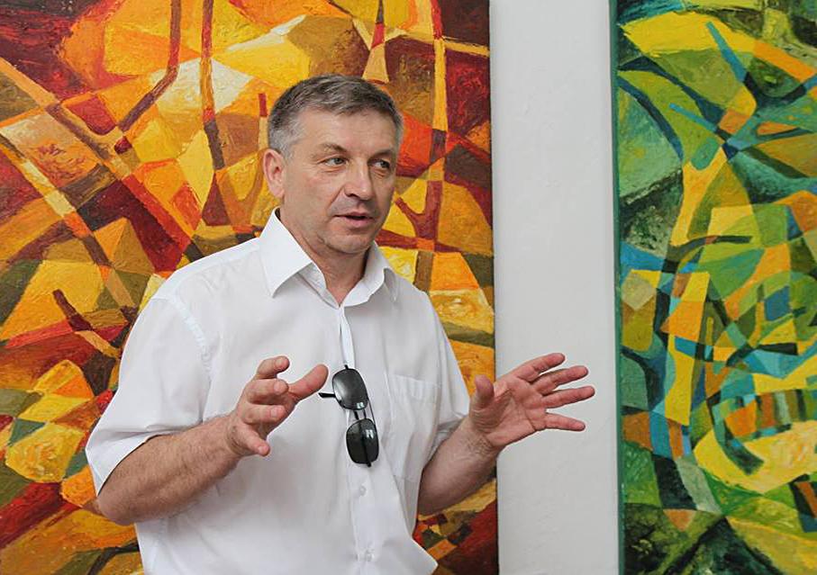 """Персональну виставку Василя Бобіти """"Барви міста"""" відкриють у скансені в Ужгороді"""