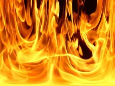 На Тячівщині згоріла коптильня разом із м'ясними виробами