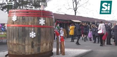 На новорічно-різдвяні свята на Закарпатті чекають на 200 тисяч туристів (ВІДЕО)