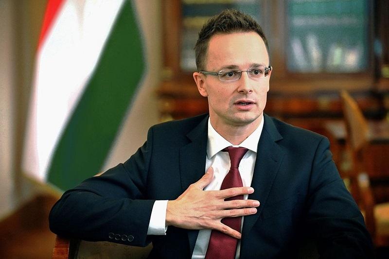 Угорський МЗС звинуватив Україну упочатку «міжнародної кампанії брехні»