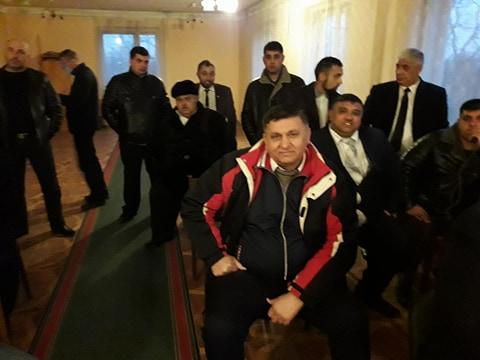 У Підвиноградові спробували вирішити конфлікт з місцевими циганами (ФОТО)