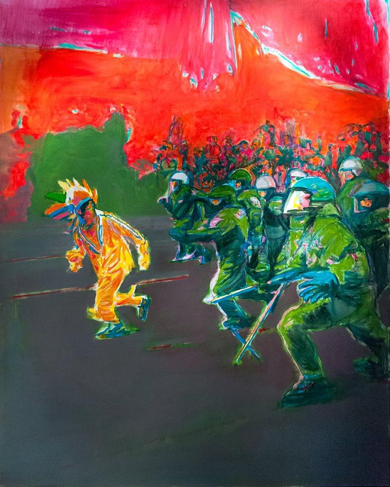 В Ужгороді запрацювала виставка Павла Керестея (ФОТО)