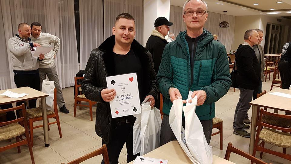 Закарпатці вибороли призові місця на турнірі зі спортивного бриджу в Словаччині (ФОТО)