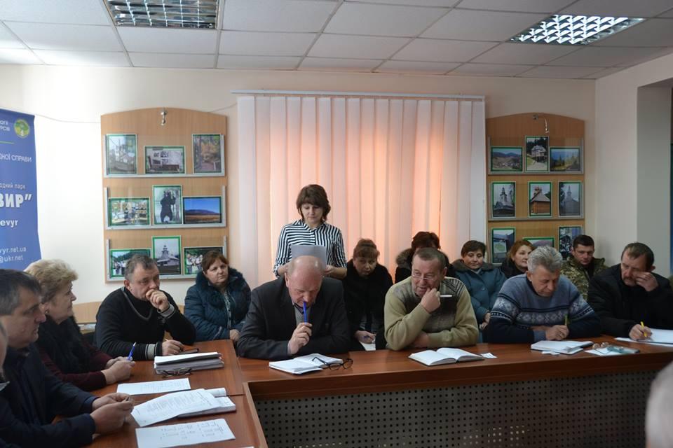 """У Нацпарку """"Синевир"""" на Закарпатті планують ще й облаштування реабілітаційного центру парнокопитних (ФОТО)"""