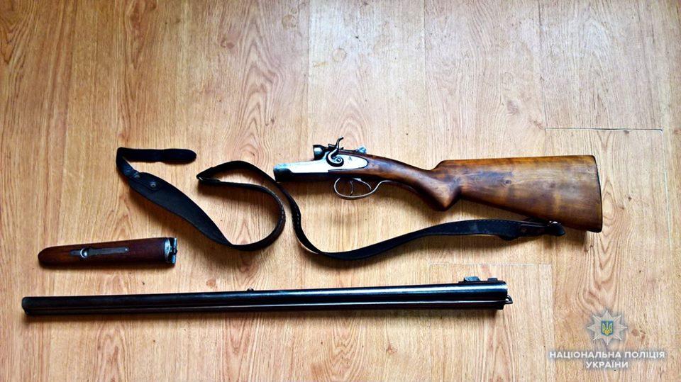 У мешканця Подобовця  вилучили крадені інструменти та рушницю з набоями