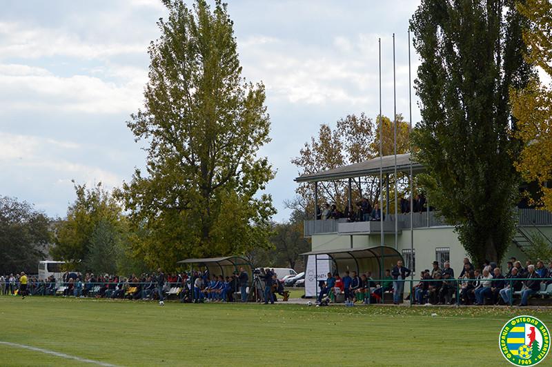 Відбулися матчі першого туру чемпіонату Закарпаття з футболу