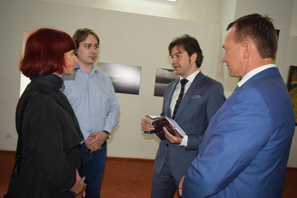 Міністр культури в Ужгороді підтримав ідею подання комплексу Малий Ґалаґов до Списку світової спадщини ЮНЕСКО (ФОТО)