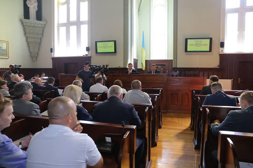 Мукачево запропонувало восьми навколишнім селам створити об'єднану територіальну громаду