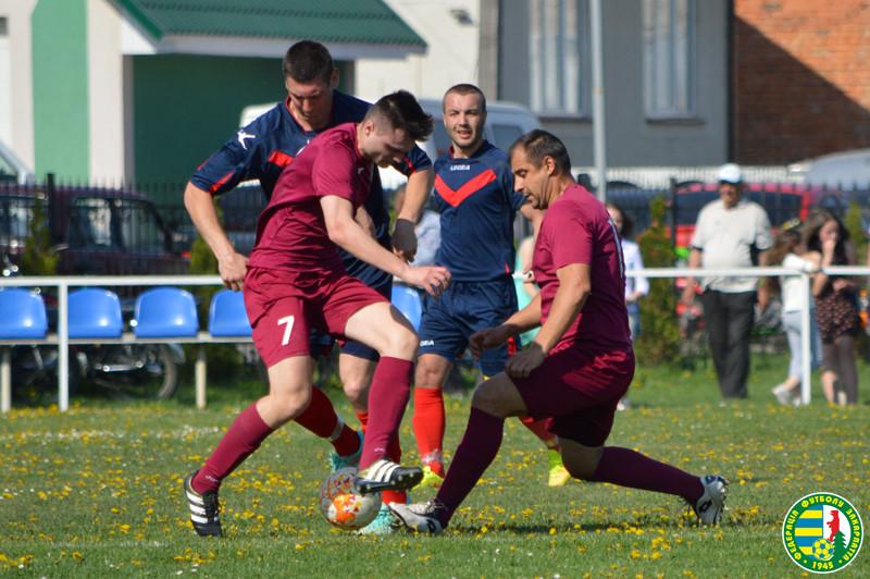Зіграно матчі 3 туру чемпіонат Закарпаття з футболу