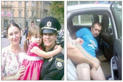 Патрульну у Львові вдарив ножем у живіт уродженець Міжгірщини, що живе у Мукачеві, а працює у Чехії (ФОТО)