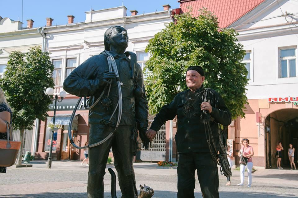 У Мукачеві втретє проведуть Парад сажотрусів