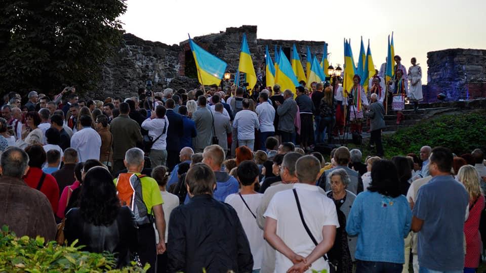 """У День Незалежності закарпатців запрошують на 5-у світанкову """"Молитву за Україну"""""""
