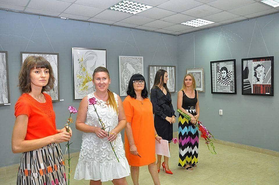У Виноградові відкрилася виставка графіки (ФОТО)