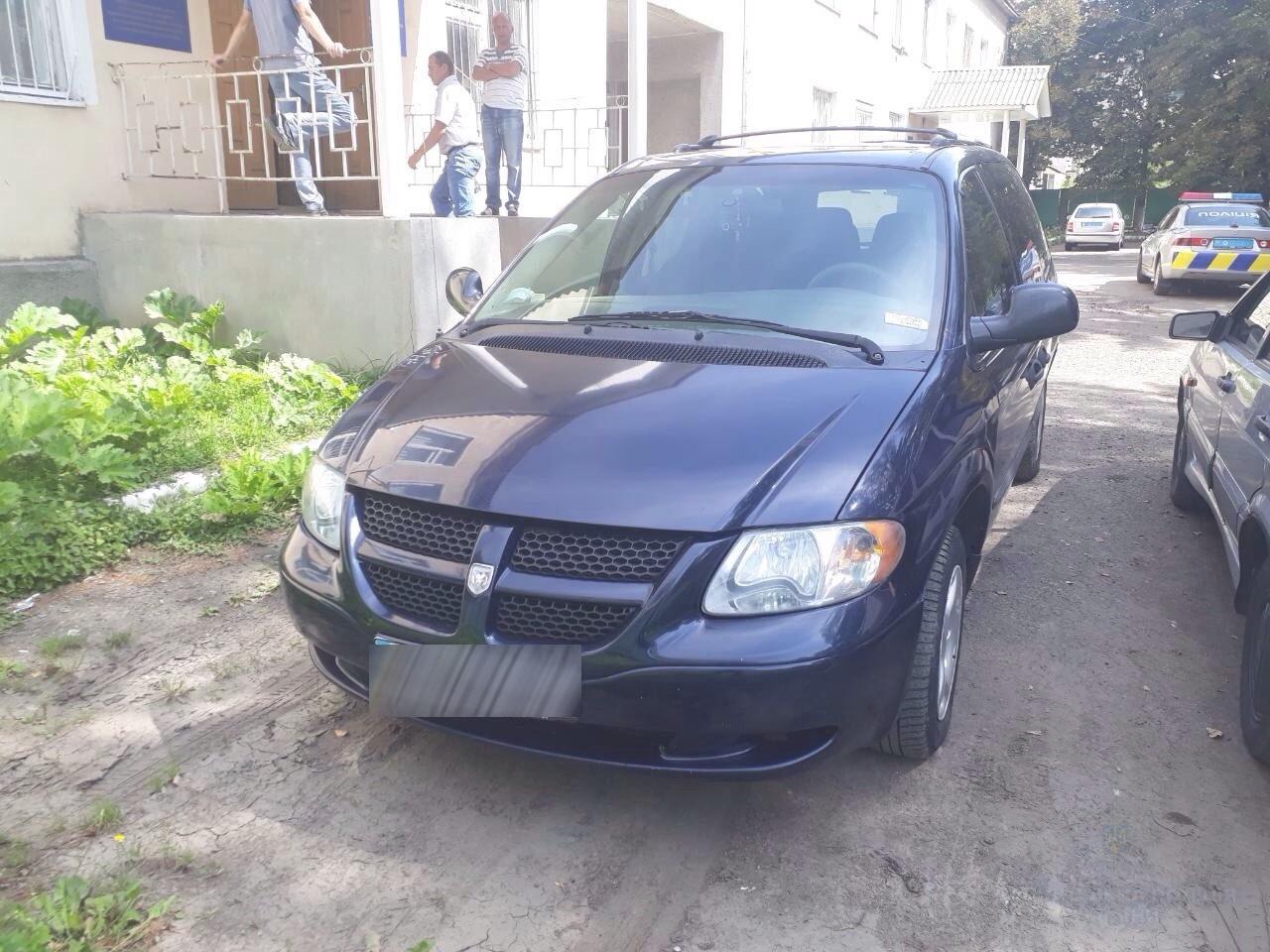 У Міжгір'ї виявили дві автівки з підробленими свідоцтвами про реєстрацію