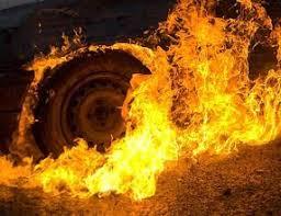 """У Перечині пожежа понищила """"Славуту"""""""