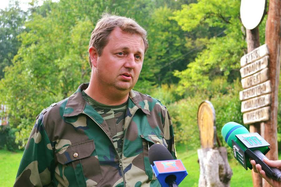 Прокуратура затвердила обвинувальний акт головному лісівнику Закарпаття Мурзі та його першому заступнику