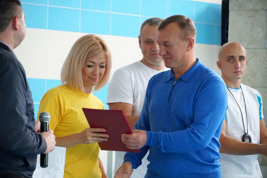 Відкритий кубок з плавання серед юнаків та дівчат пройшов в Ужгороді