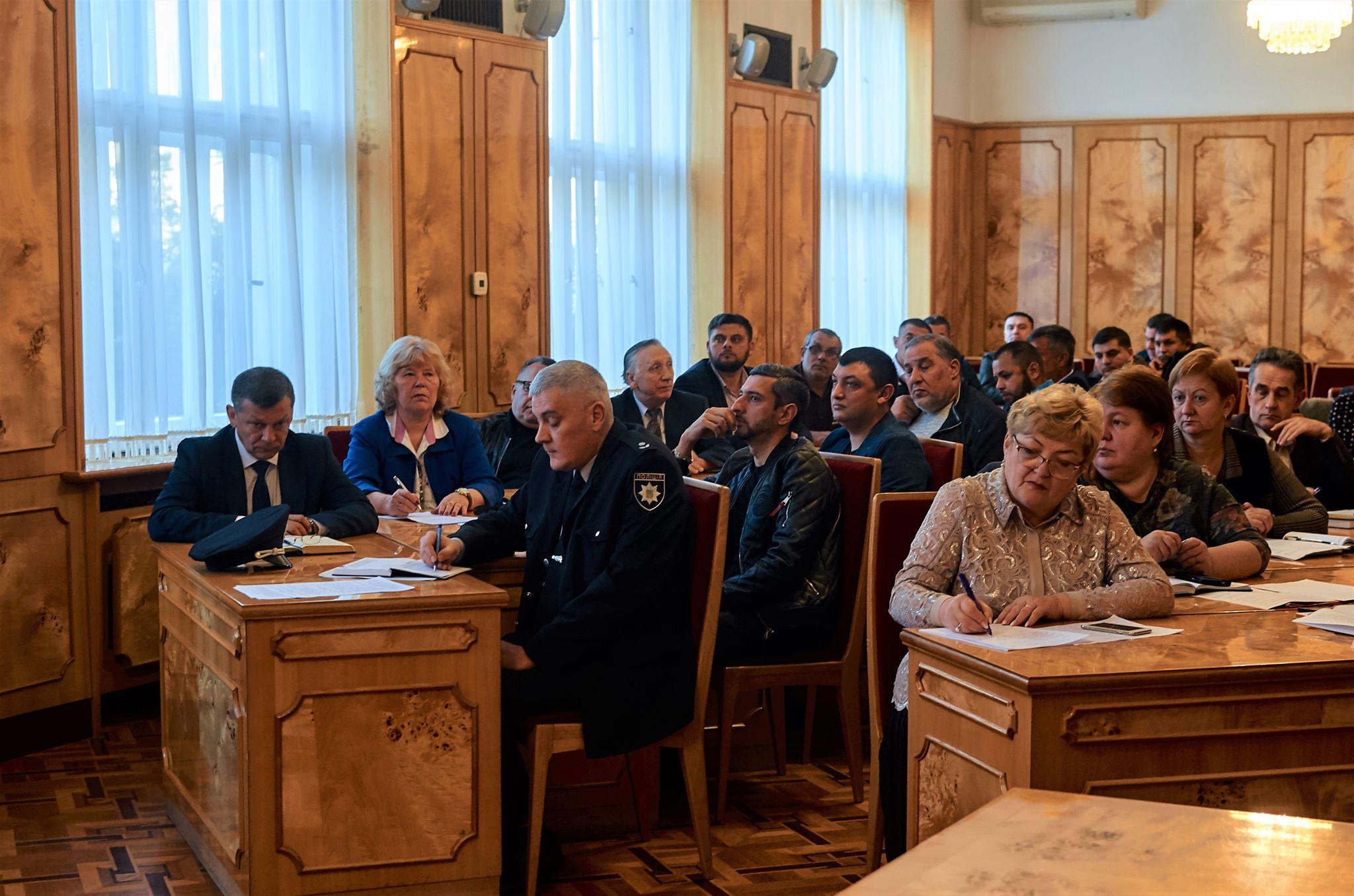 Питання безпеки у циганських громадах Закарпаття вийшло на рівень центральних органів влади (ФОТО)