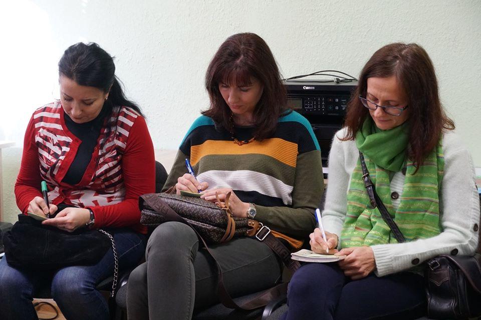 Школа вихідного дня для батьків особливих дітей працюватиме в Ужгороді (ФОТО)