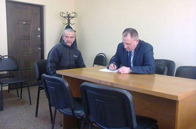 Порошенко призначив головою Великоберезнянської РДА Василя Кірика