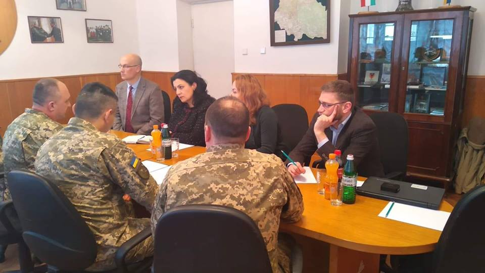 На Закарпатті відкриють центр гірсько-піхотної підготовки (ФОТО)