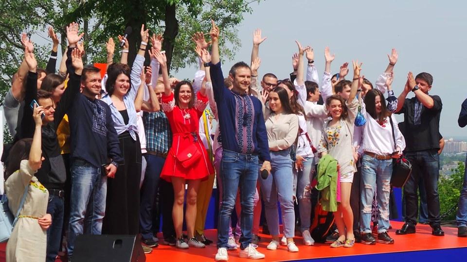 """""""Голос"""" Вакарчука визначився з кандидатами на Закарпатті"""