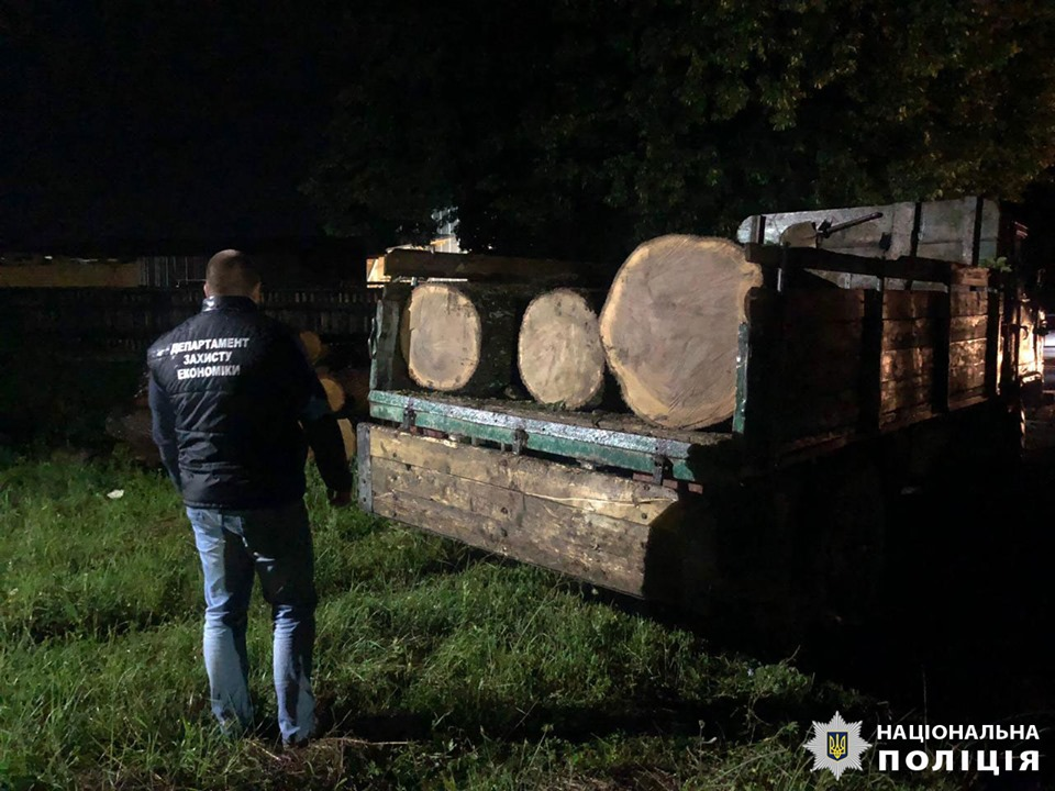На Тячівщині затримали майстра лісу, що вимагав понад 15,5 тис доларів хабара