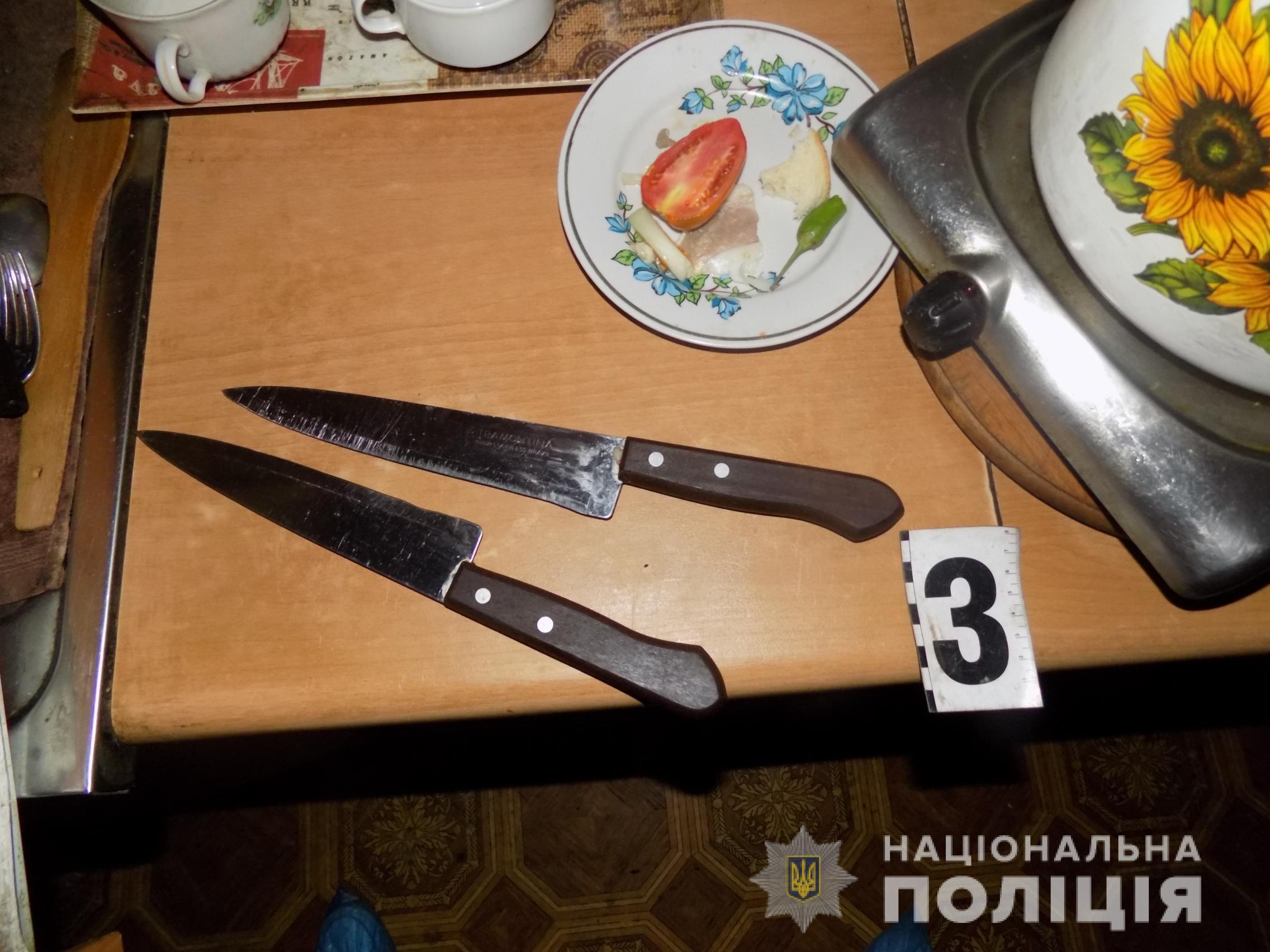 Жінку, що зарізала чоловіка в Ужгороді, суд постановив тримати під вартою без визначення застави