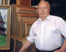 Помер Народний художник України Іван Шутєв