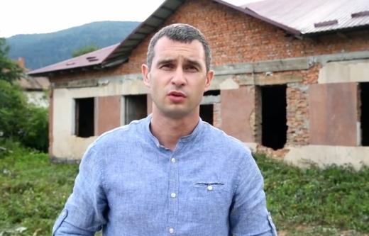 Зеленський призначив Віталія Цімботу головою РДА ліквідованого Міжгірського району
