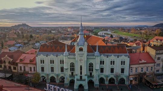 Влада Мукачева звернулася до керівництва Закарпаття щодо перспективного плану формування територій області
