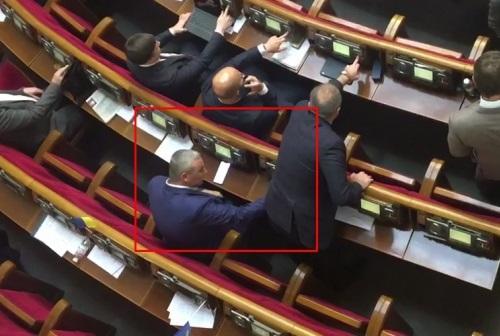 Офіс Генпрокурора розпочав кримінальне провадження за фактом кнопкодавства закарпатського нардепа Поляка