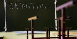 Школи Рахівщини закривають на карантин