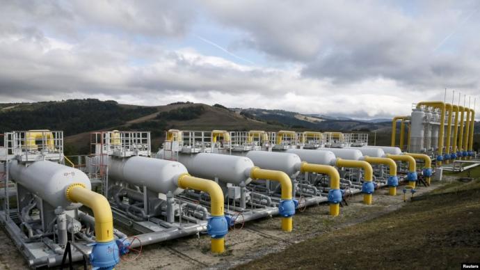 """Із березня запрацює віртуальний реверс зі Словаччиною, який """"Газпром"""" блокував 5 років"""