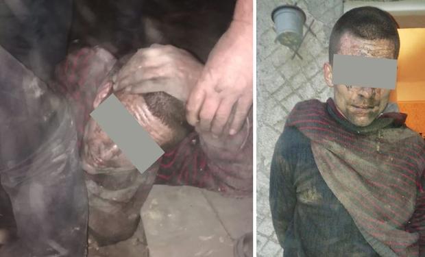 У Тячеві рятувальники витягли злодія, що, втікаючи, застряг у комині (ФОТО)