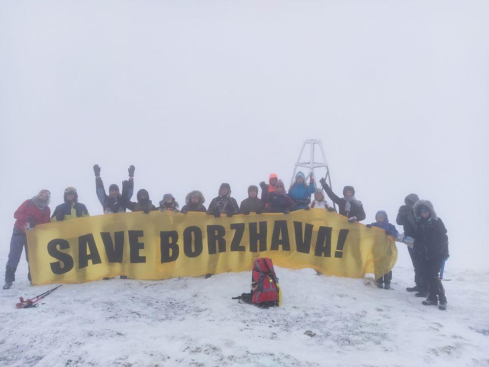 """Закарпатський окружний адміністративний суд скасував """"екологічний висновок"""" щодо будівництва ВЕС на Боржаві"""