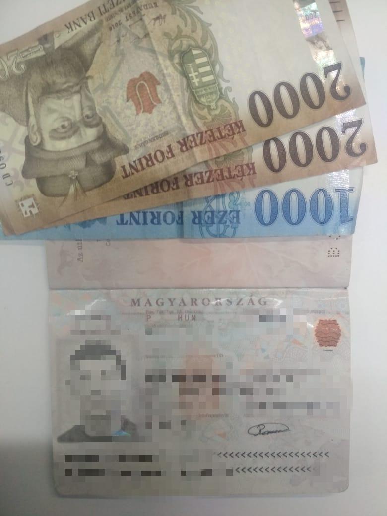 На Закарпатті громадянин Угорщини пропонував прикордонникам хабара