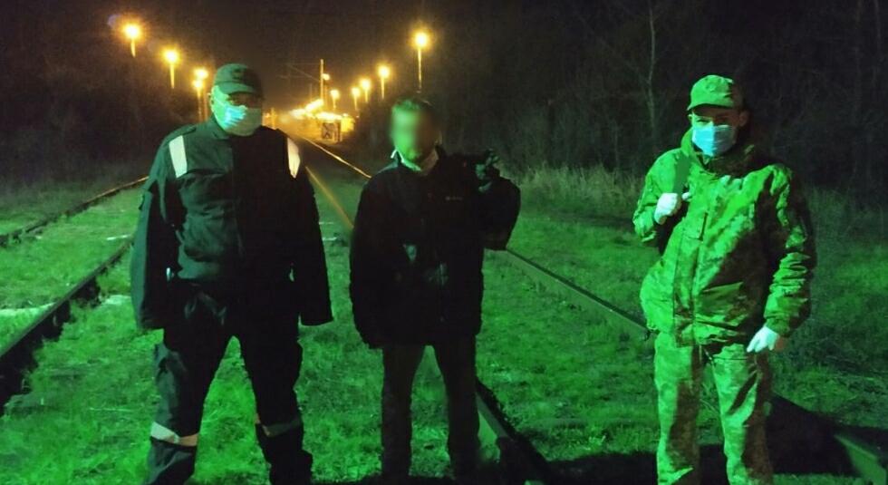 Жителі Львівщини  і Луганщини намагалися незаконно перетнути кордон на Закарпатті