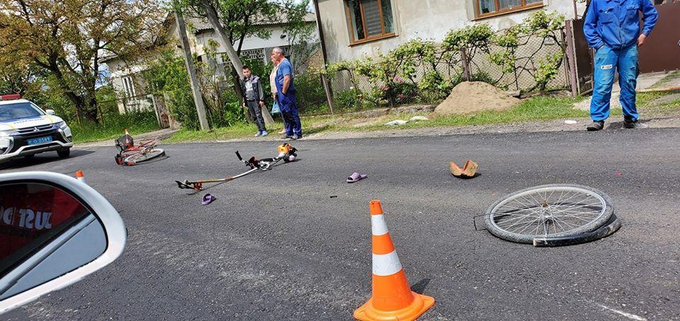 Шокуюча ДТП на Хустщині: двоє людей потрапили до лікарні (ФОТО)