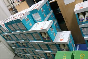 На складах Закарпатської митниці знаходяться вилучені за порушення митних правил товари на суму понад 142 млн грн