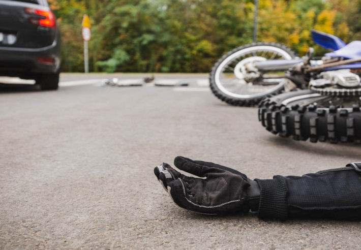 У Міжгір'ї у зіткненні з легковиком загинув мотоцикліст з Виноградова