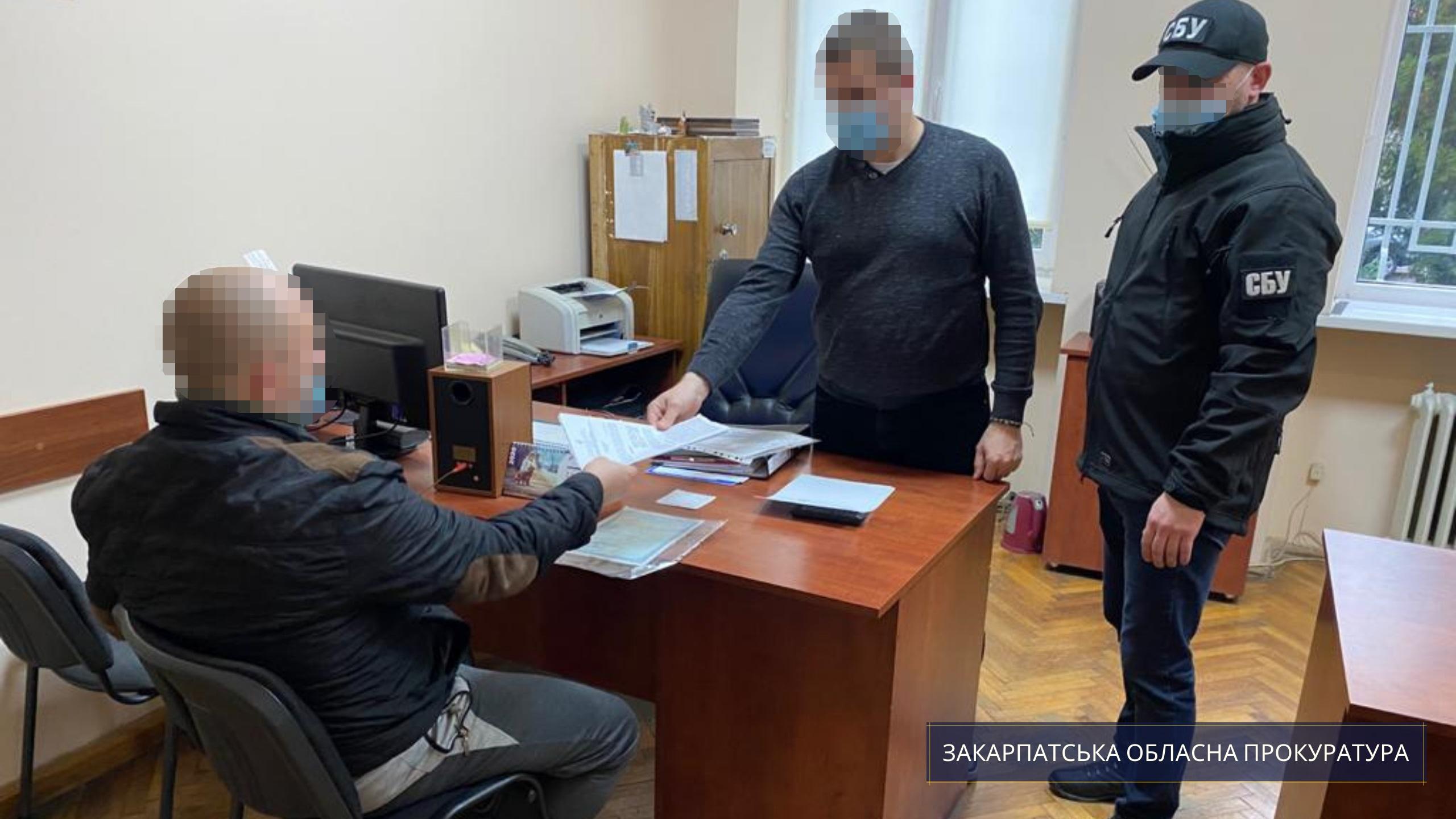 """Закарпатця, звинуваченого у посяганні на територіальну цілісність України, засудили до 3-х років тюрми """"іспитово"""" (ФОТО)"""