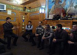 """""""Фронт Змін"""" в Ужгороді організував тренінг  для активної молоді"""