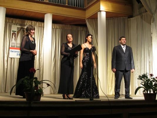 Артисты луганской филармонии покорили Закарпатье (ФОТО), фото-2