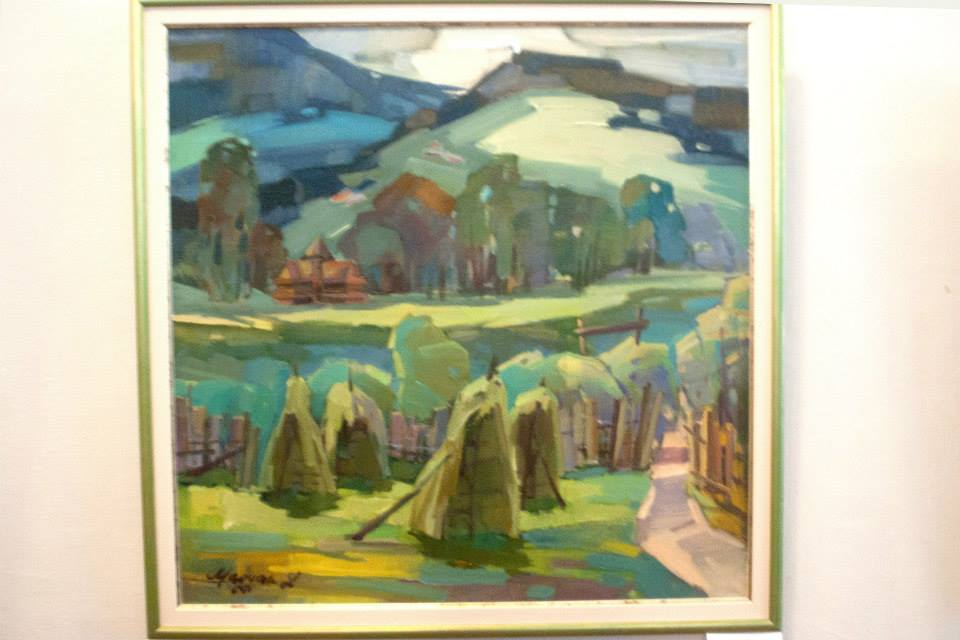 художня галерея Міхая Мункачі 9