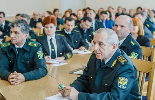 Представили нового головного лісівника області – Михайла Липчея