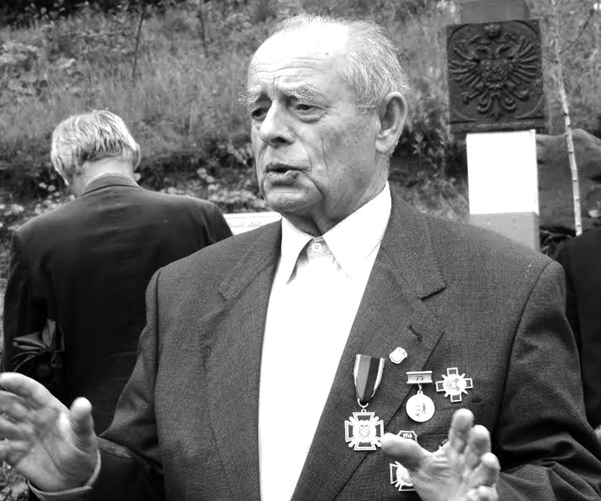 Сталінські табори не зламали силу духу  Василя Бряника